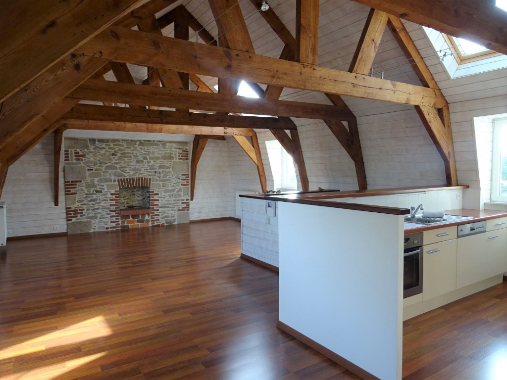 Maison 8 pièce(s) 180 m2 - coeur historique de Roscoff