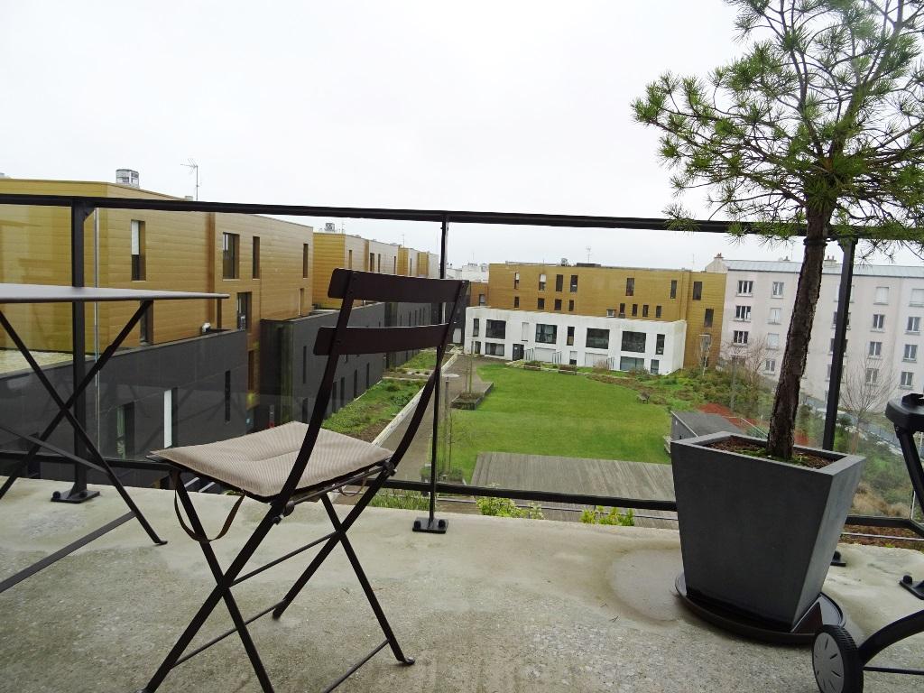 A VENDRE BREST CENTRE APPARTEMENT T5 99 M² 3CHAMBRES TERRASSE PARKINGS ASCENSEUR