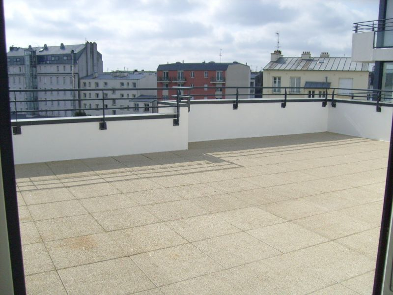 A VENDRE    BREST  BELVEDERE SAINT MARTIN   APPARTEMENT T5   100 m²  TAERRASSE GARAGE PARKING ASCENSEUR  RESIDENCE DE STANDING
