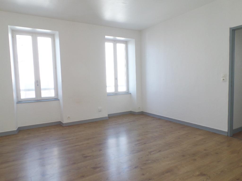 A LOUER BREST RECOUVRANCE APPARTEMENT T3 55.70 m²