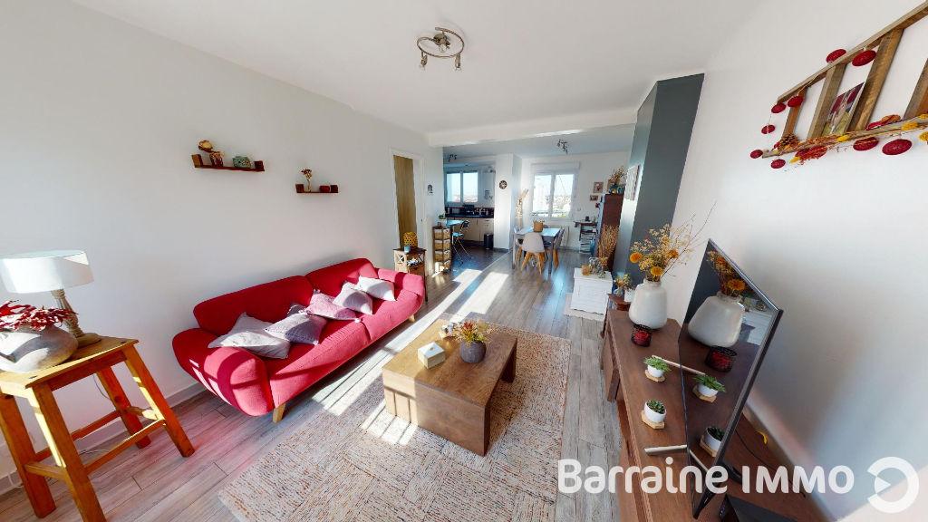 A LOUER BREST PETIT PARIS APPARTEMENT T3 62.50 m²