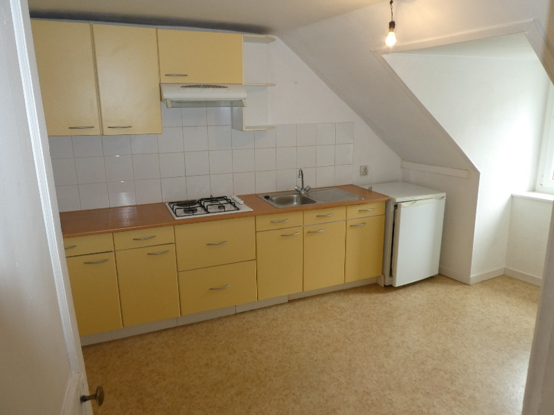 Location  appartement T2  MORLAIX  CENTRE  -  50 m²