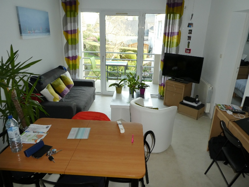 LOCATION  APPARTEMENT  T2 AVEC  PARKING  ROSCOFF / 43.04 m²