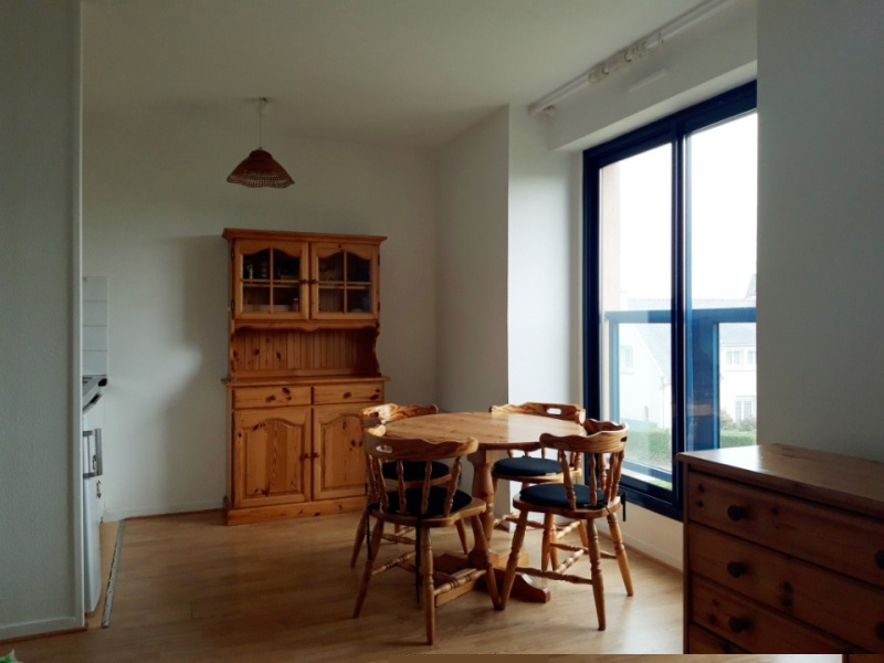 LOCATION  ROSCOFF  STUDIO  MEUBLE   25 m²