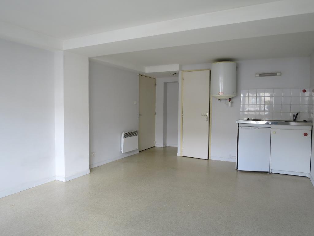 A LOUER BREST HARTELOIRE STUDIO 22.49m²