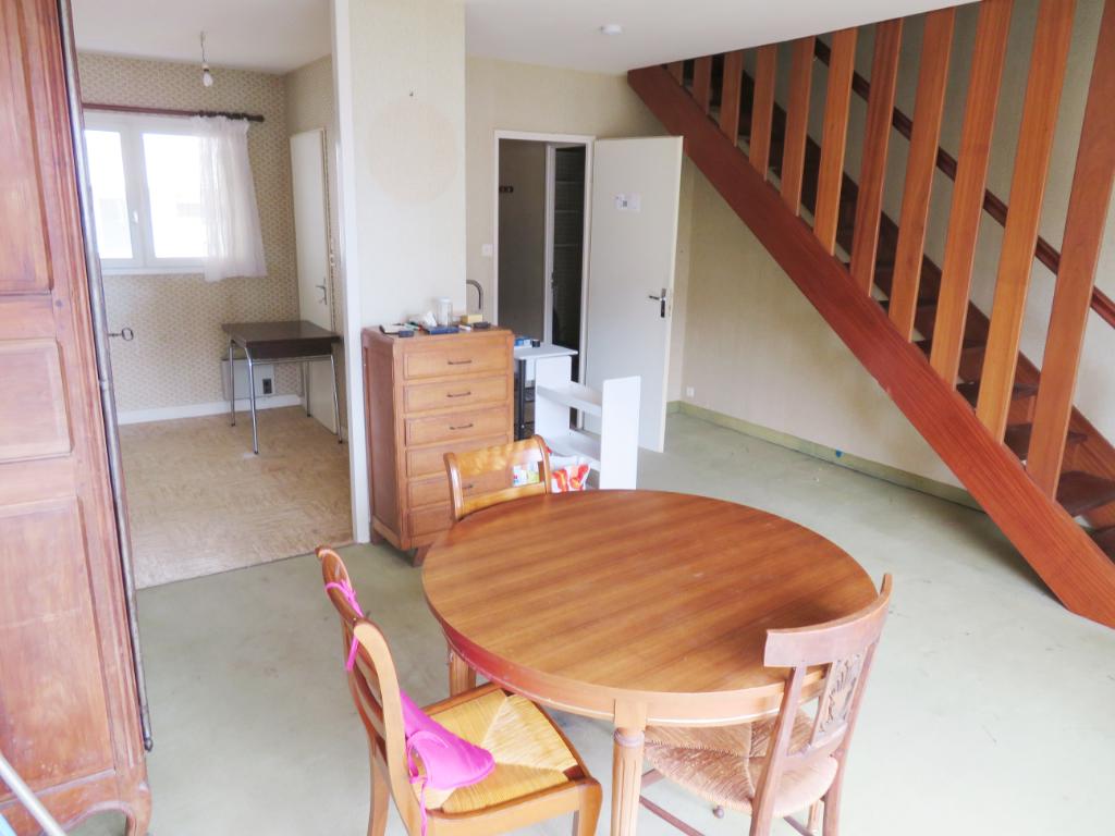 ROSCOFF : appartement 2 pièces (53 m²) en vente