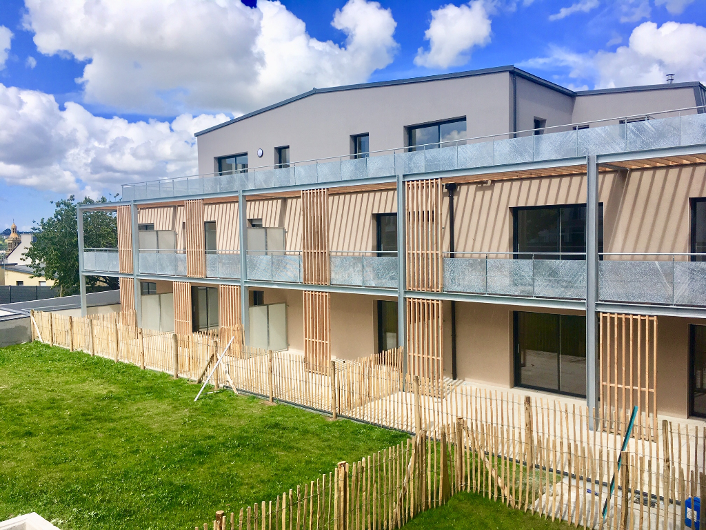 Appartement Saint Renan 3 pièce(s) 71.95 m2