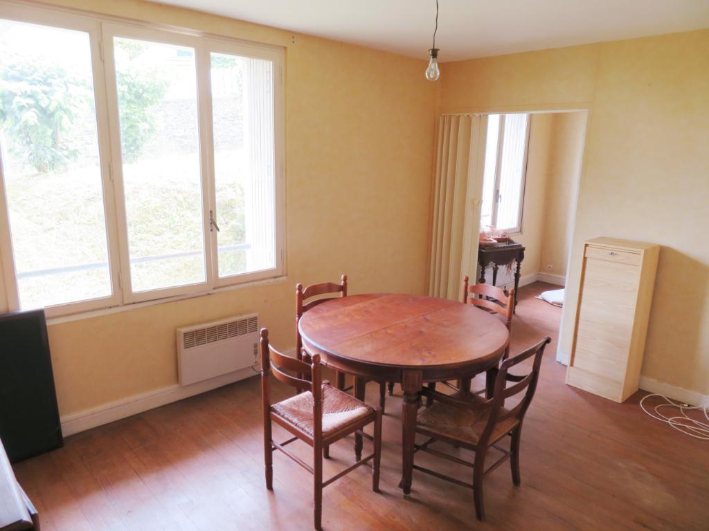 Vente : appartement F4,64 m², à MORLAIX
