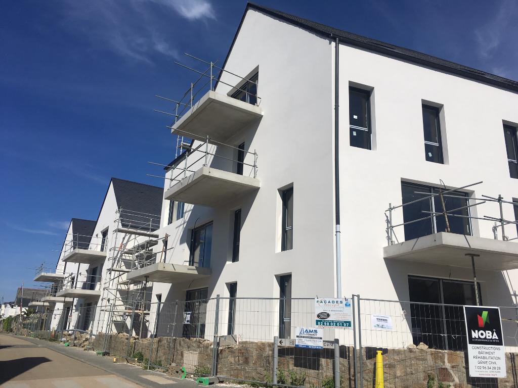 Appartement 3 pièces,69 m², en vente à CARANTEC