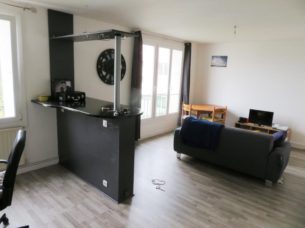 MORLAIX : appartement F4 à vendre