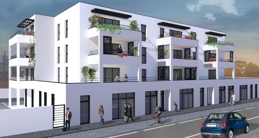 LANDERNEAU : appartement F4 (88 m²) en vente