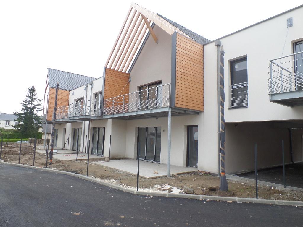 A LOUER GOUESNOU APPARTEMENT T3 55.74 m² RESIDENCE NEUVE TERRASSE JARDIN PARKING