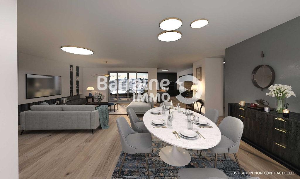 Appartement Brest 4 pièce(s) 103 m2