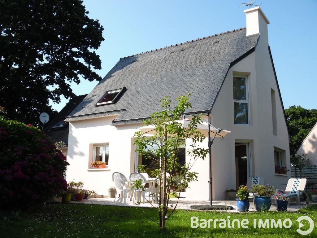 Maison Locmaria Plouzane 6 pièce(s) 148.83 m2