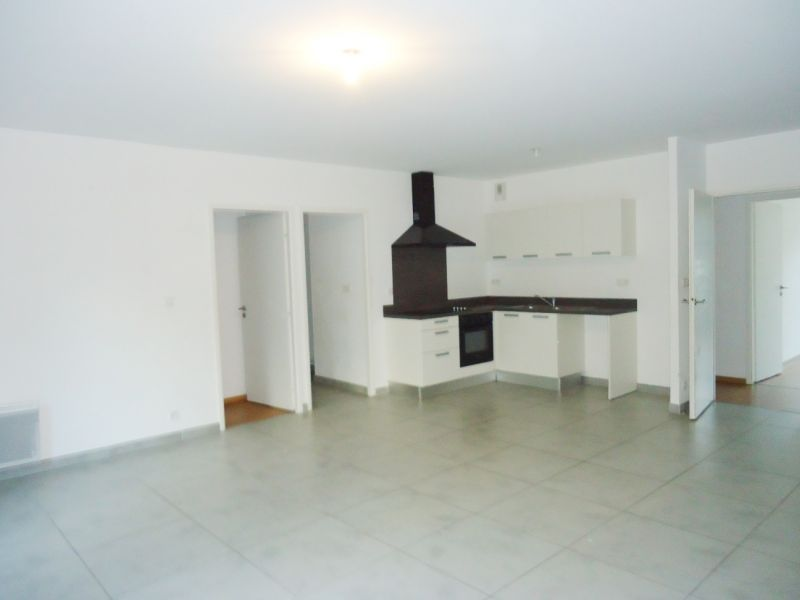 LOCATION BREST KERINOU  APPARTEMENT T5   99.40 m2  RESIDENCE  NEUVE