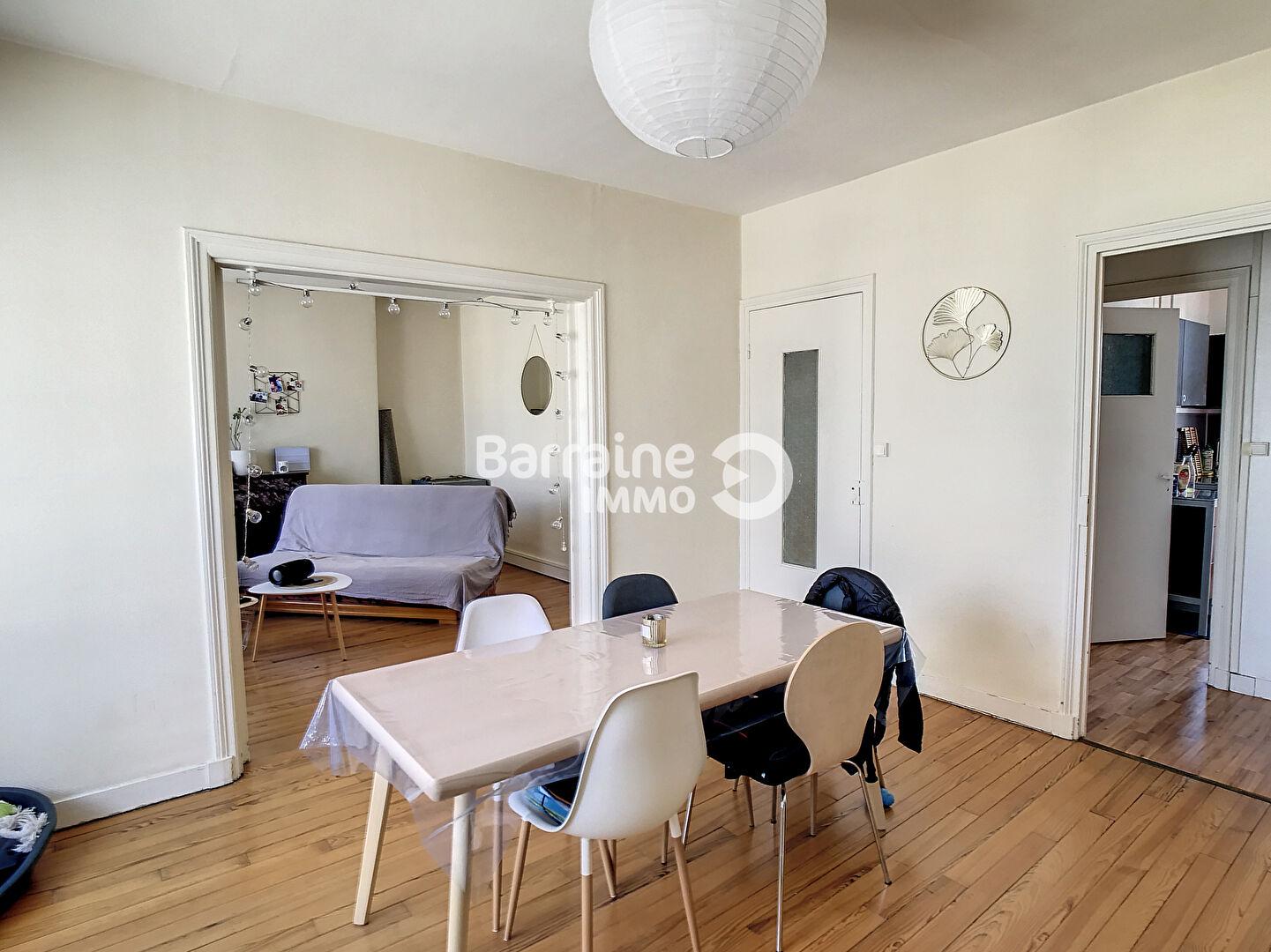 A LOUER BREST SIAM APPARTEMENT T4 85 m² DERNIER ETAGE