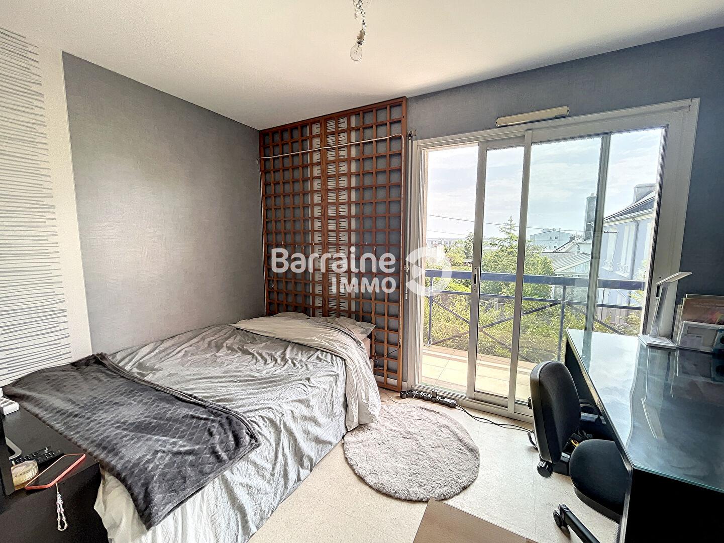 LOCATION BREST SAINT-MARC STUDIO AVEC BALCON 22,50 m2