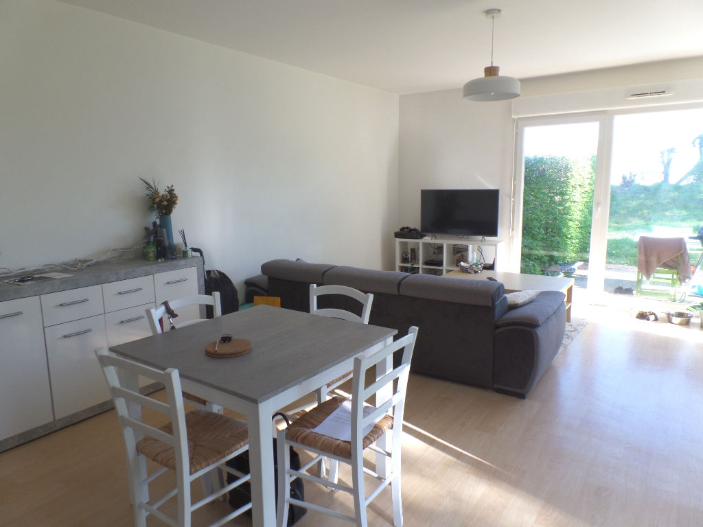 LOCATION BREST KERBONNE ARSENAL APPARTEMENT T3 64.10m² TERRASSE PARKING