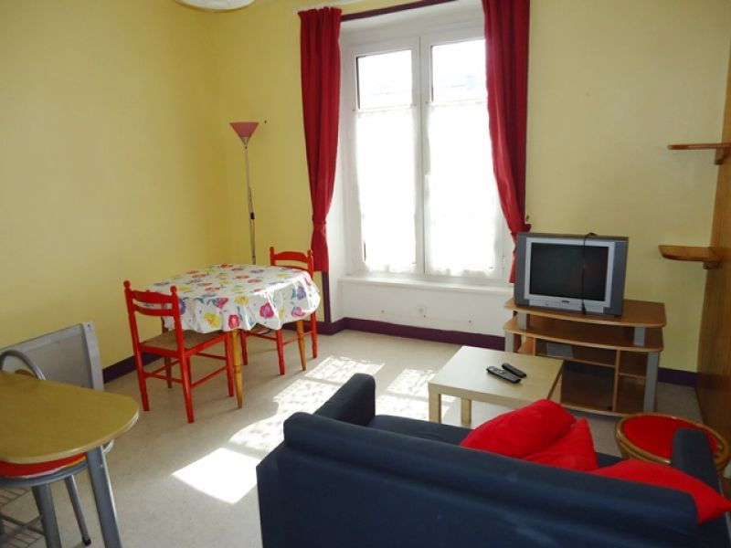 LOCATION BREST SAINT MICHEL APPARTEMENT T1 BIS MEUBLE 29 M² PROXIMITE GARE
