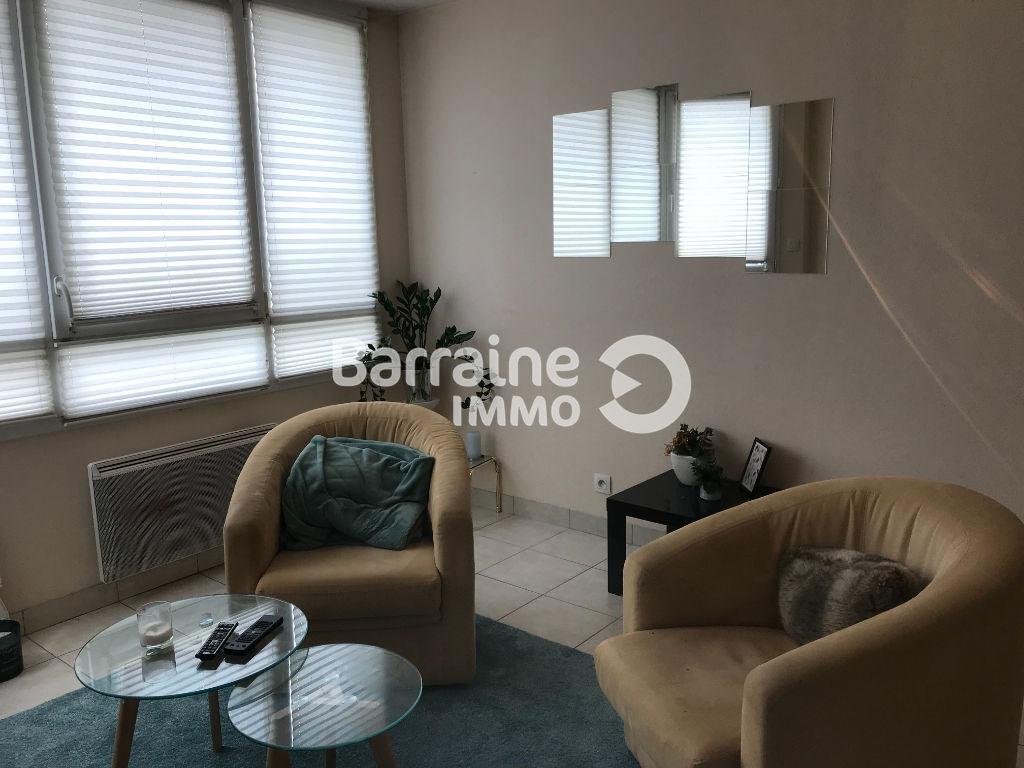 A LOUER BREST KERINOU APPARTEMENT T2 43.50 m²