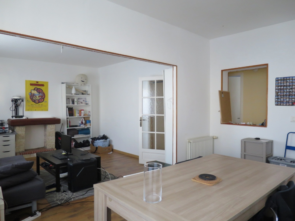 LOCATION BREST SAINT MARC APPARTEMENT T2 57,49 m2