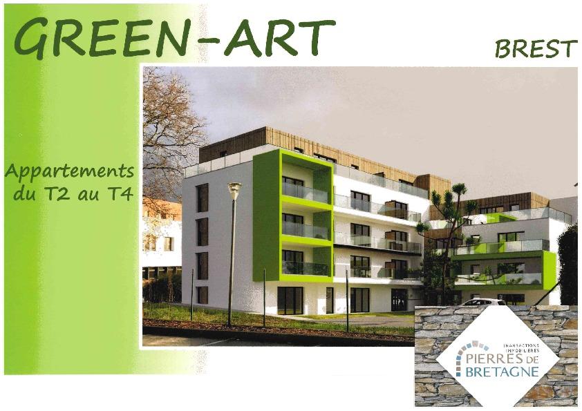 Appartement Brest - 4 pièce(s) - 80 m2