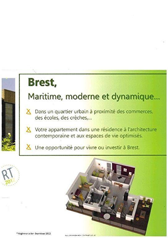 Appartement Brest - 2 pièce(s) - 44 m2
