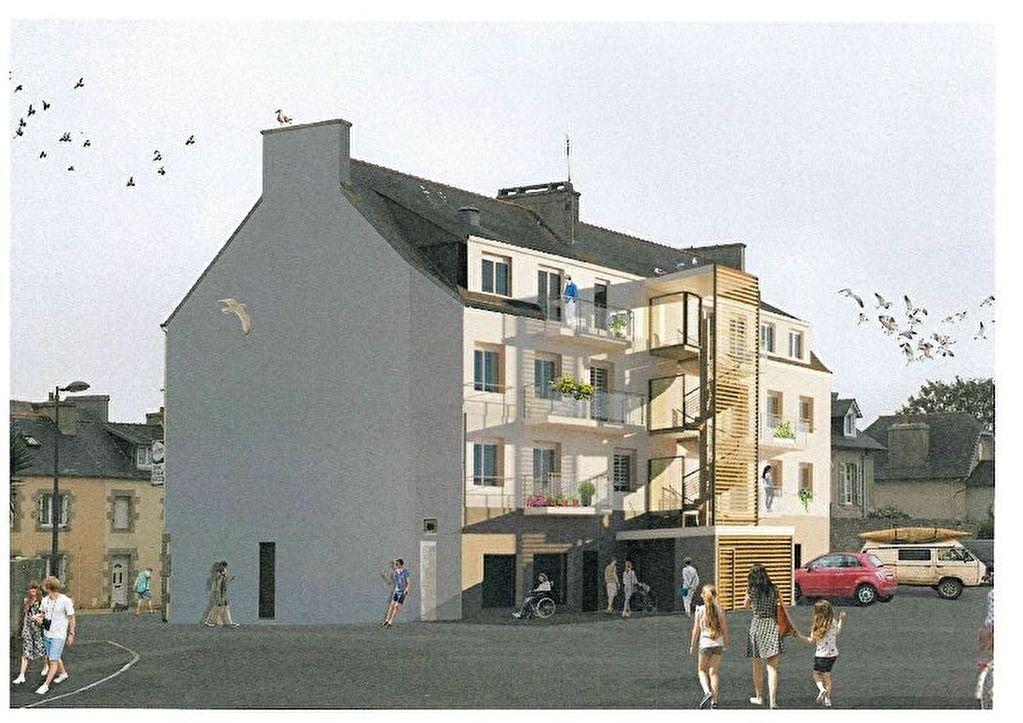 Appartement Brignogan - 2 pièce(s) - 45 m2