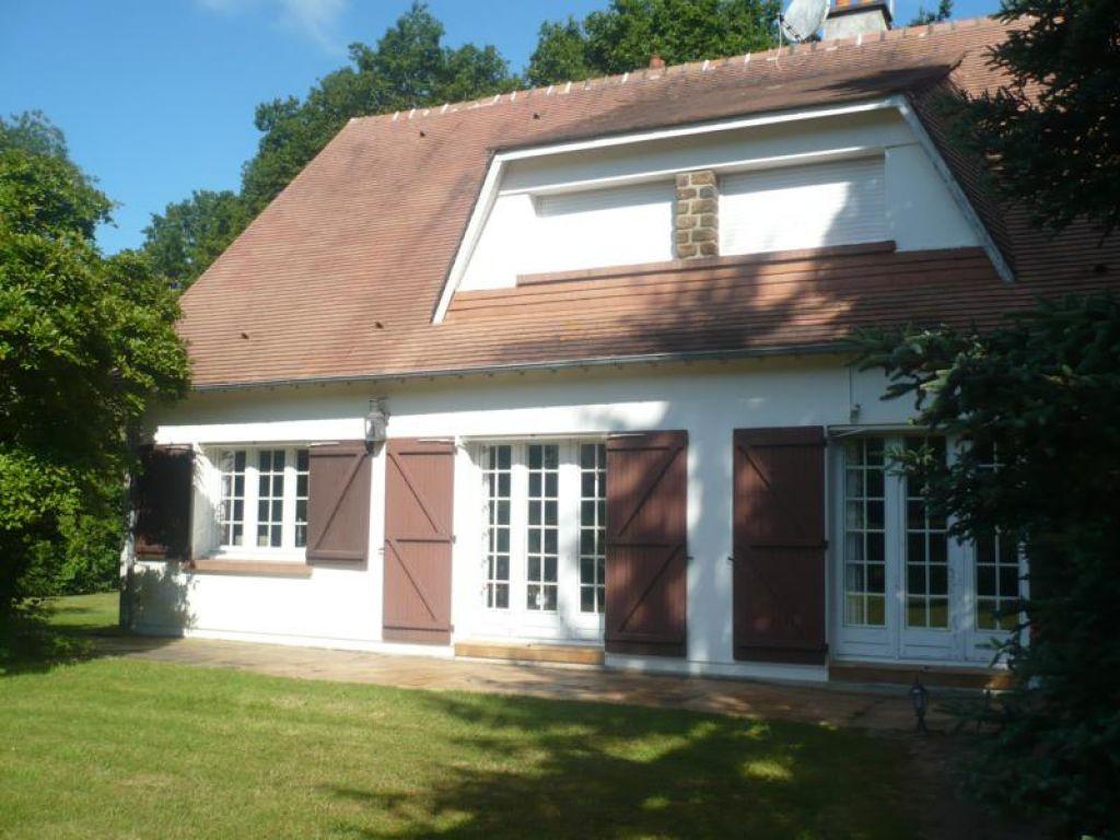 Maison a vendre secteur prise Alencon Lair immobilier grand terrain