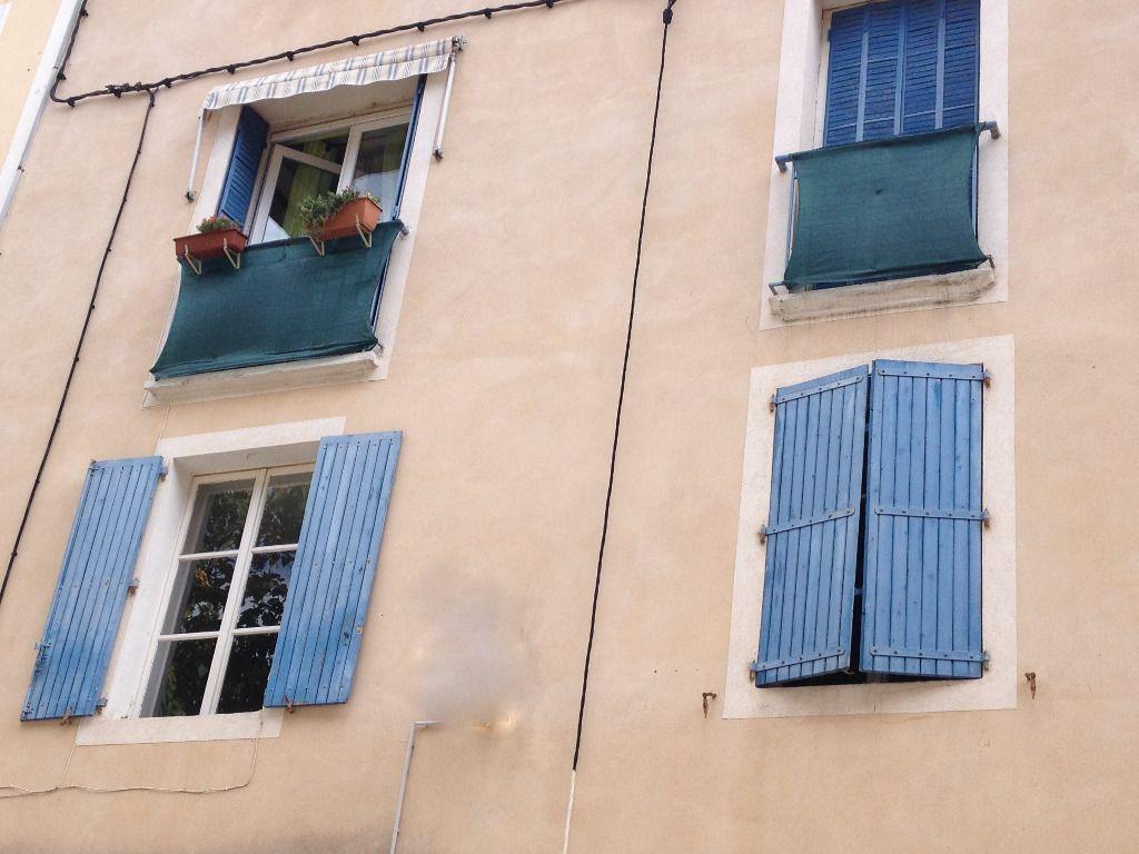 ales appartement p3 au 1er etage