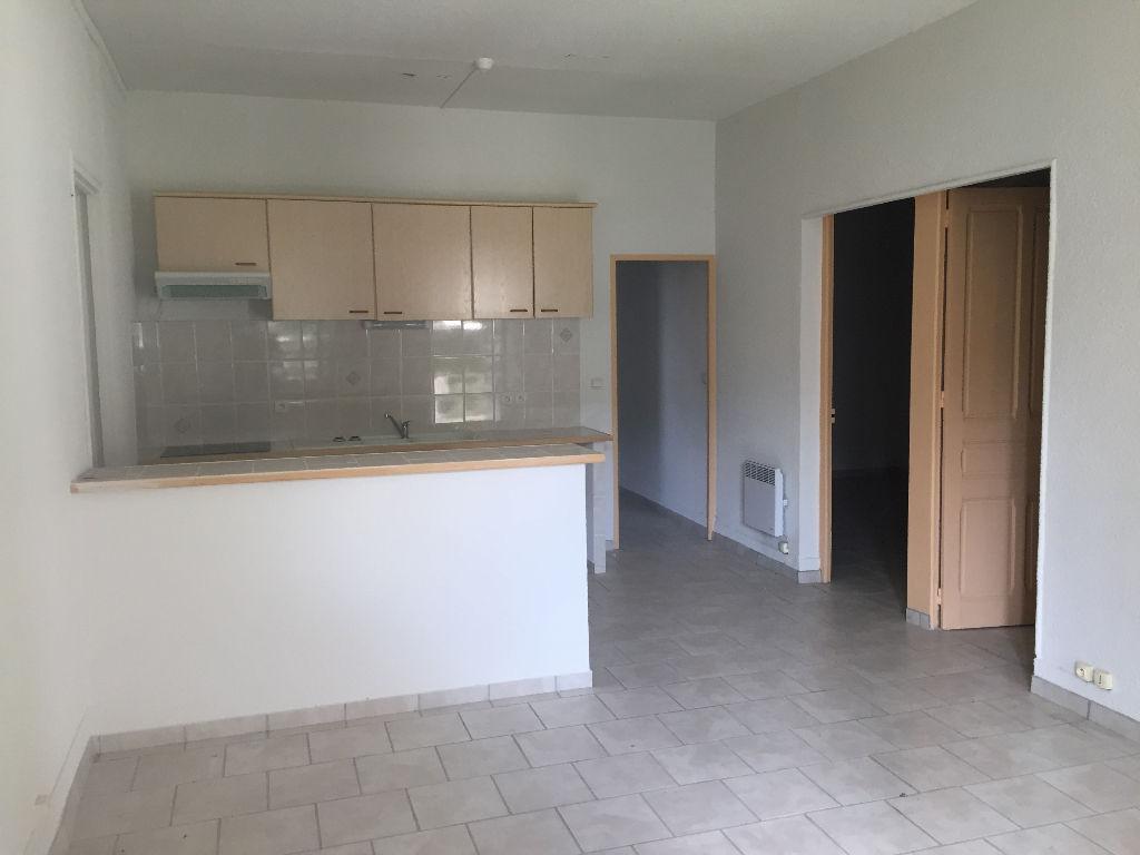 Appartement Chamborigaud 55.5 m2