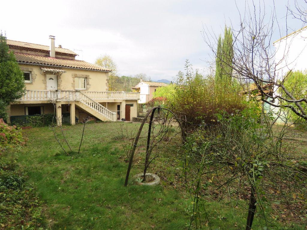 Maison Gagnieres 6 pièce(s) 140 m2