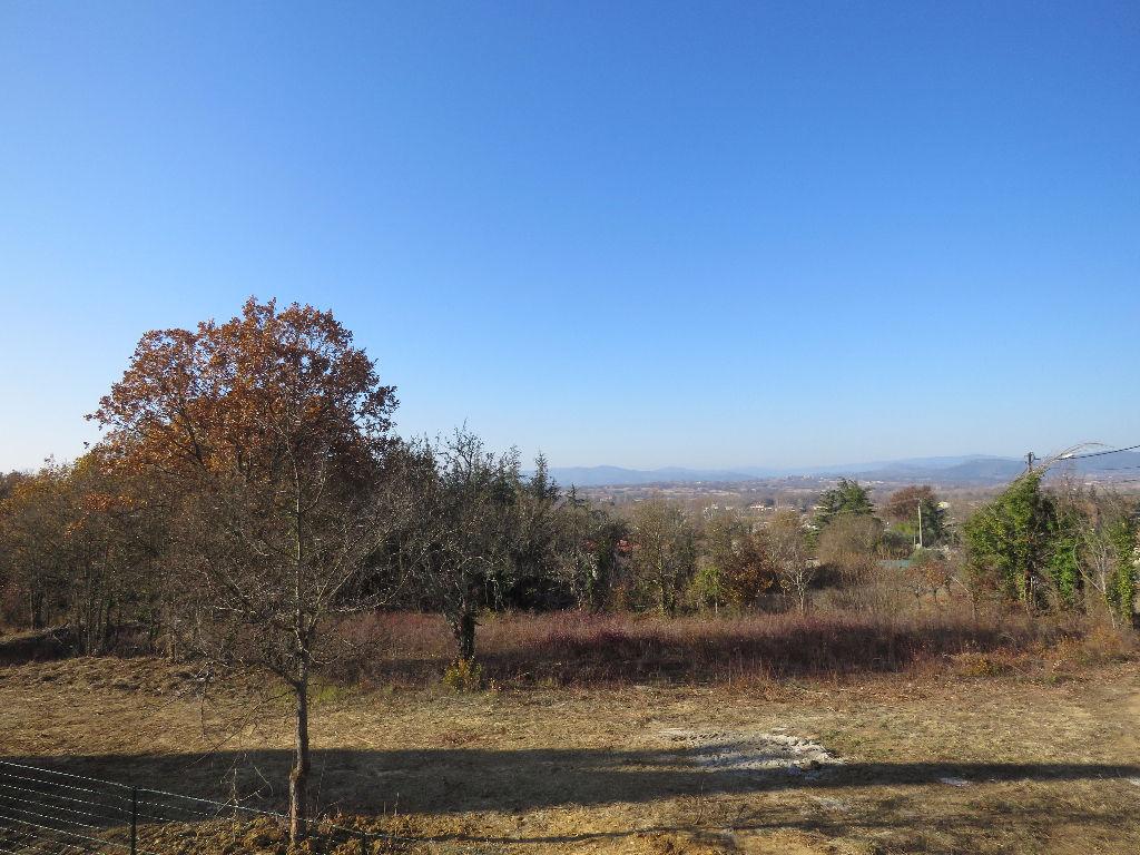 Terrain avec une superbe vue Saint-jean de Maruejols