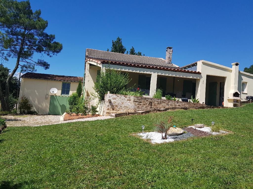 Maison Gagnieres 4 pièce(s) 217.8 m2