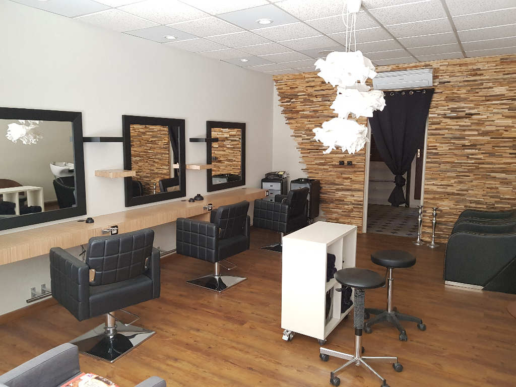 SALON DE COIFFURE + APPARTEMENTS A RENOVER