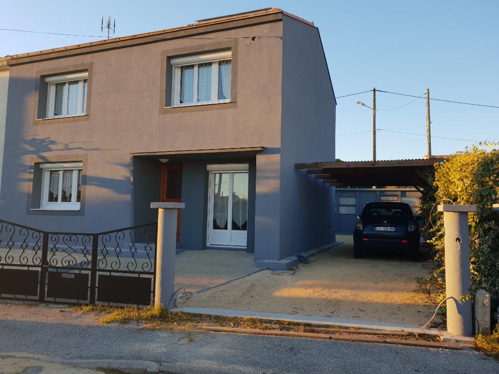 Maison Rousson 6 pièce(s) 85 m2