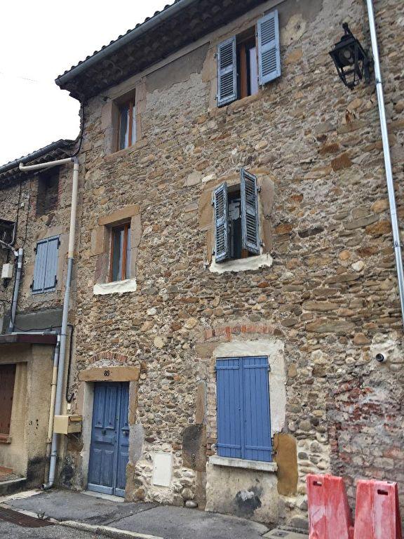 Maison de village T4 avec terrasse
