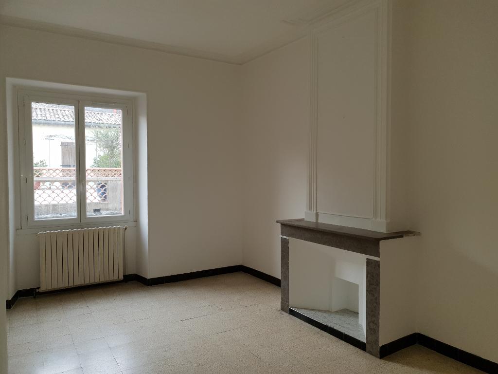 Appartement T4 au 1er étage