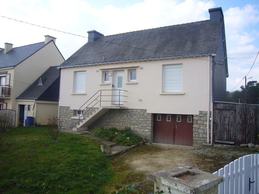 A vendre Maison 4 pièces 56000  pays vannetais Morbihan Bretage