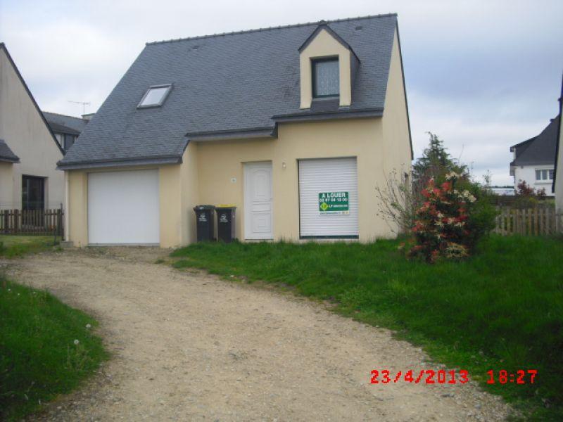 A louer maison T4 Saint Avé 56890 Morbihan