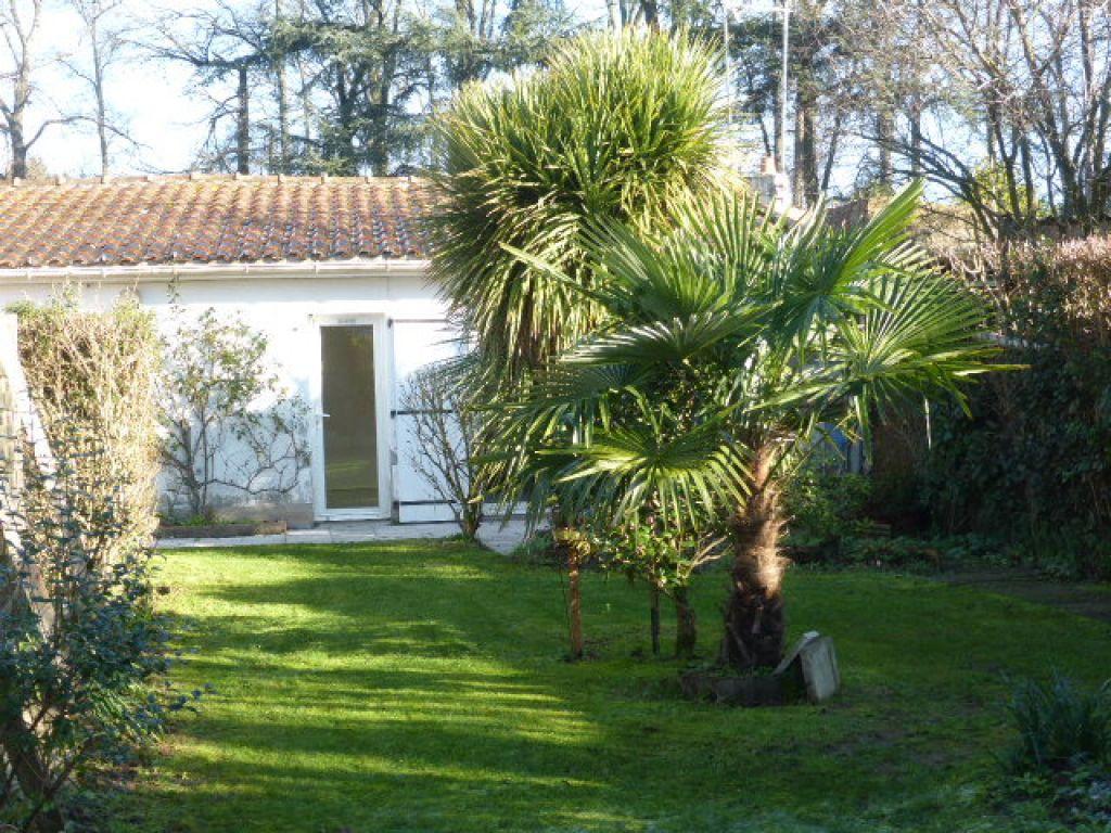 Maison T2 de plain pieds à Nantes Sud