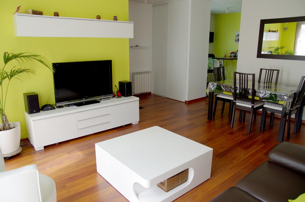 Appartement T3  en rez de jardin à Saint Sebastien Sur Loire