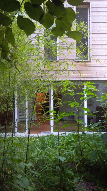 Appartement T3 en rez de jardin île de Nantes