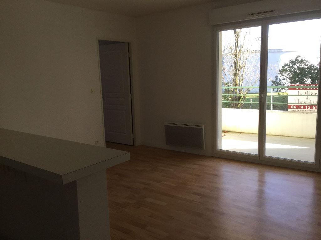 Appartement T2 à Rezé avec terrasse