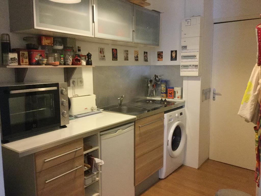 Appartement  T1 bis Nantes République