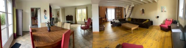 Maison Reze Trocardière 150 m2
