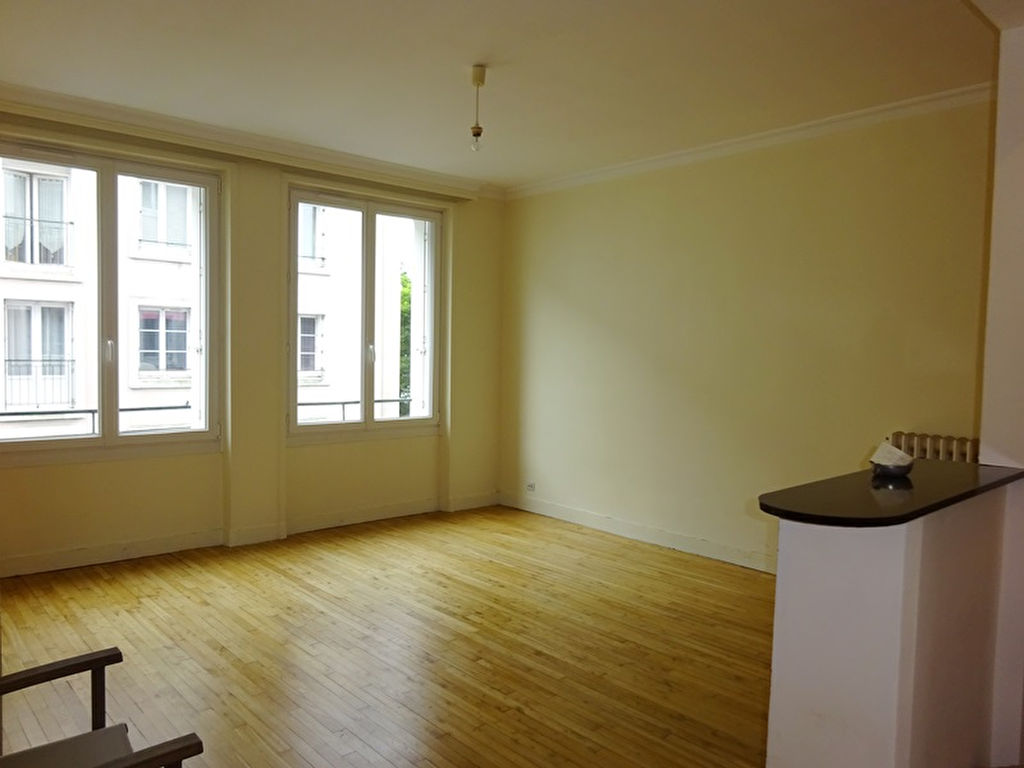 A LOUER BREST SAINT LOUIS APPARTEMENT T2 de 54.32 m²