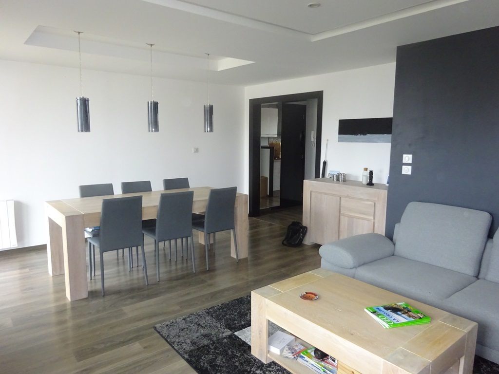 A VENDRE EXCLUSIVITÉ BREST LANREDEC APPARTEMENT T4 de 82.39 m² ASCENSEUR BALCON