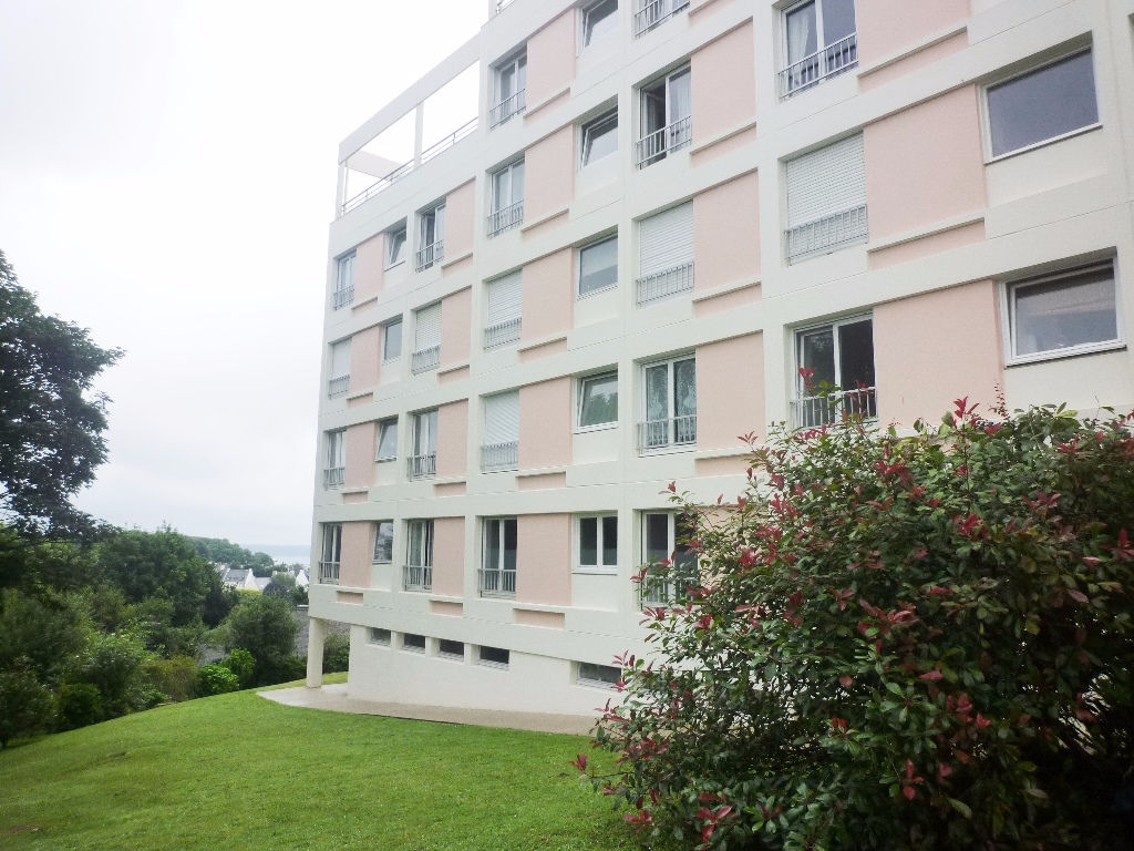 A VENDRE BREST KERBONNE APPARTEMENT T5 de 90m² BALCON BIEN EXPOSE PARKING PRIVATIF