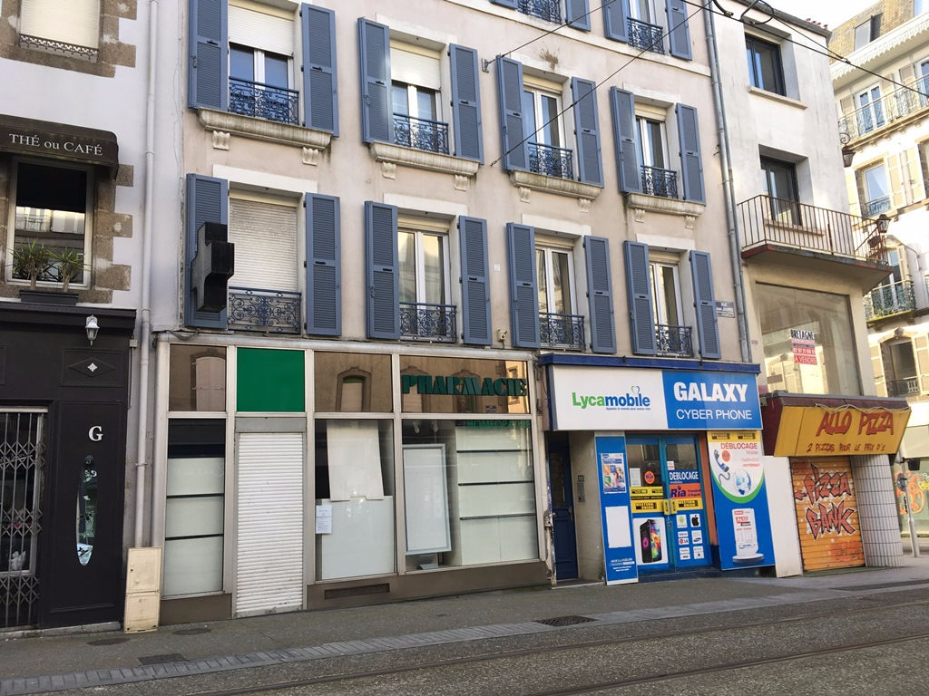 A VENDRE BREST JAURES SAINT MARTIN LOCAL COMMERCIAL